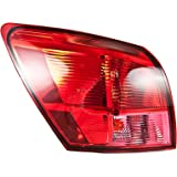 Brand New Aftermarket Replacement Non LED Outer Wing Rear Back Tail Light Lamp Passenger Side Left Hand Side N/S