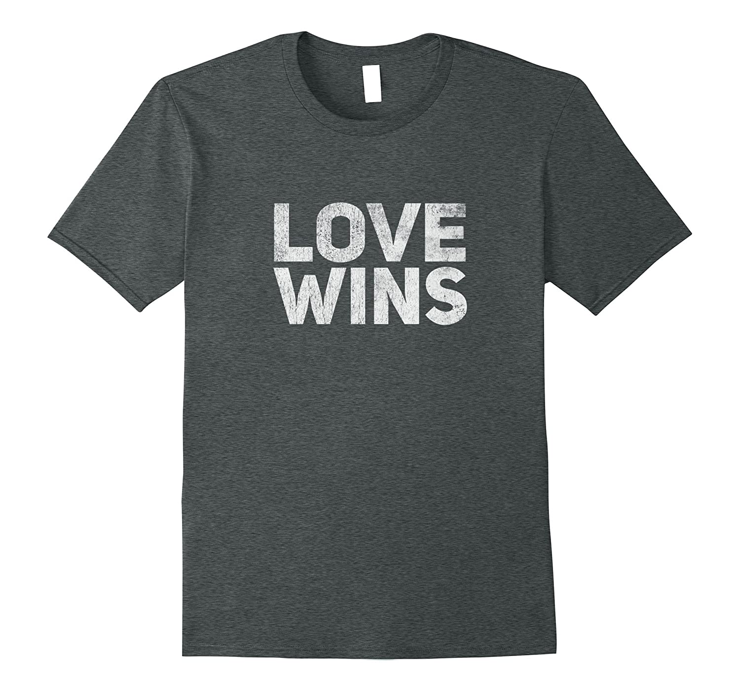 Love Wins Charity T - Refugee - Clean Water - Poverty-BN