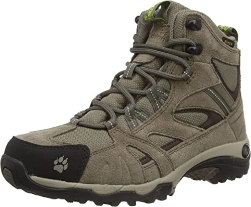 Jack Wolfskin Women's Vojo Hike MID Texapore High Rise Boots