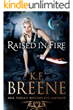 Raised in Fire (DDVN World Book 2)