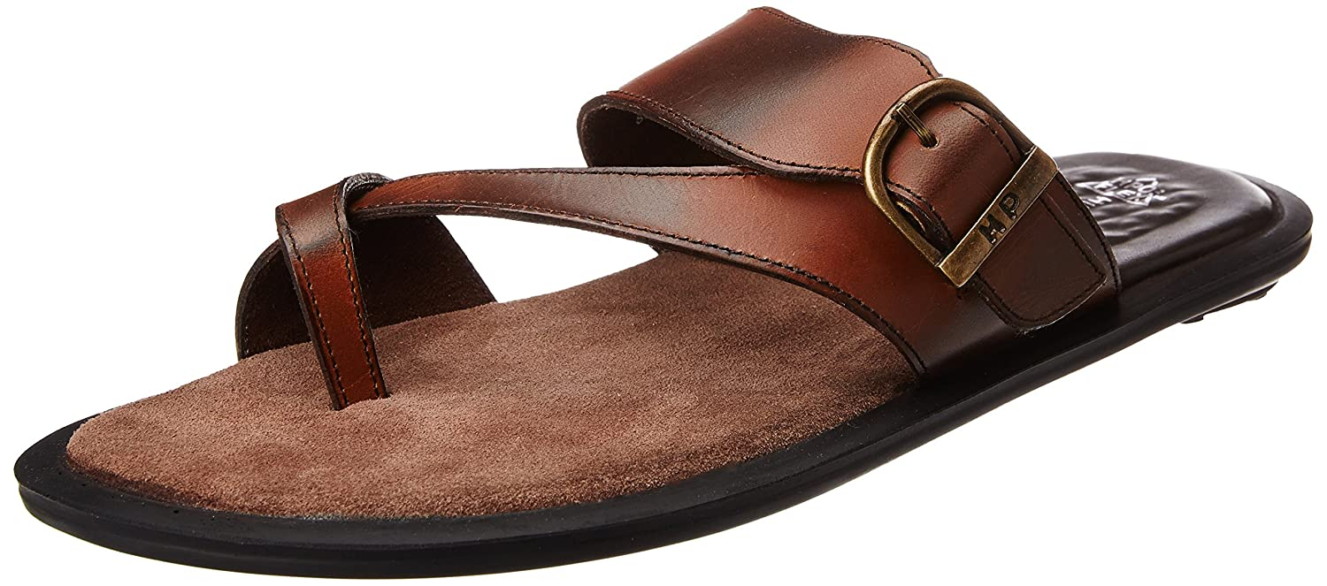 cc8be70112a0 Hush Puppies Men s Leather Hawaii Thong Sandals  Buy Online at Low Prices  in India - Amazon.in