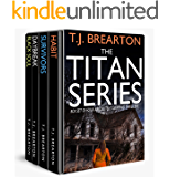 THE TITAN SERIES box set of four absolutely gripping thrillers