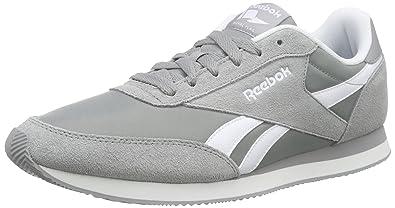 8377c095549fb Reebok - Royal Classic Jogger 2 - Chaussures de Running Entrainement - Homme  - Gris (