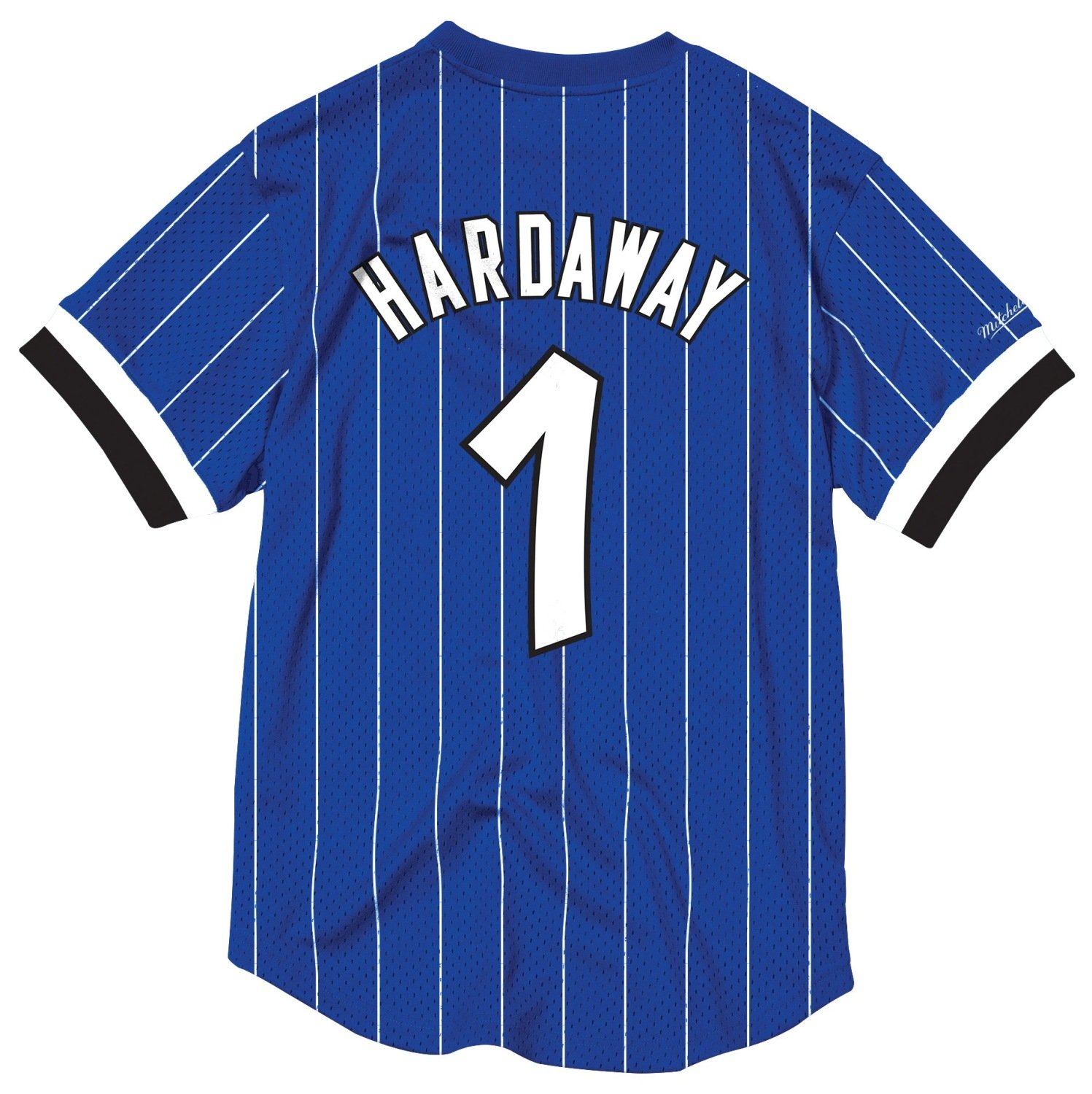 Amazon.com   Mitchell   Ness NBA Orlando Magic Penny Hardaway  1 Mesh  Crewneck Jersey   Sports   Outdoors 6f662a620