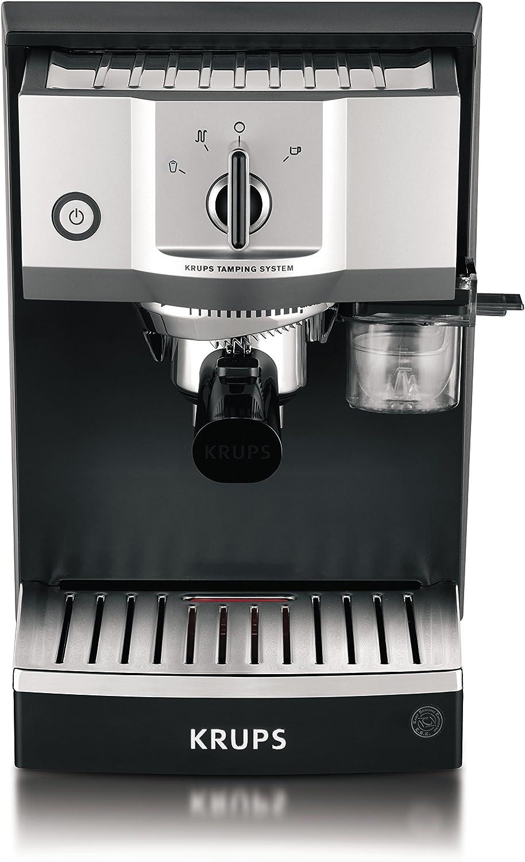 Krups - Cafetera eléctrica para café espresso XP5620KA: Amazon.es ...