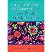 Devocionales de 3 Minutos Para Chicas Adolescentes: 180