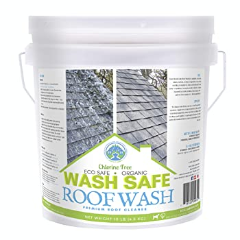 Wash Safe Industries Roof Wash Premium Roof Cleaner