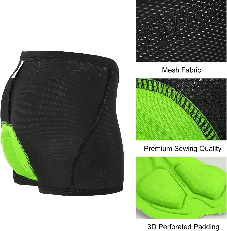 INBIKE Cycling Shorts Men Underwear with 3D Padded Bike Biking