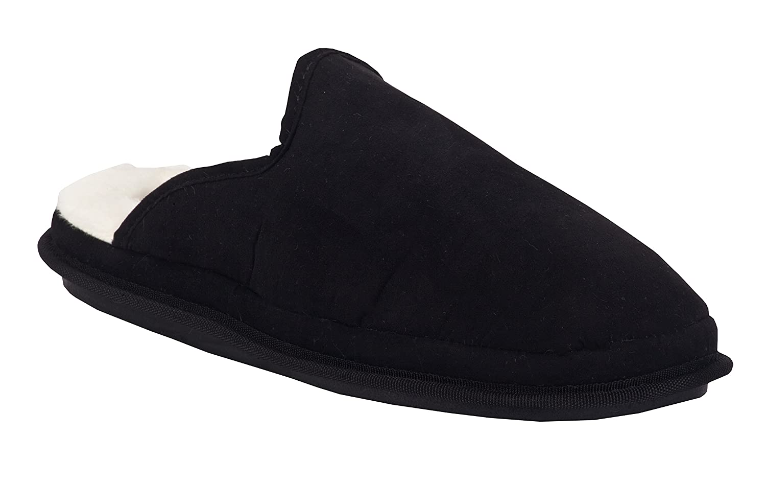 62d6f725a Amazon.com: Aski Slippers Meni Cozy, Super Comfy Slippers for Men - Faux  Fur with Memory Foam Cushioning Footwear: Shoes