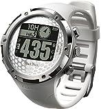 ショットナビ(Shot Navi) ゴルフナビ GPS 腕時計型 ホワイト 日本プロゴルフ協会推奨 SN-W1-FW