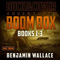 Boom Box: Duck and Cover Adventures Series, Books 1-3