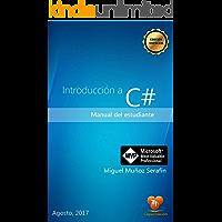 Introducción a C#: Manual de estudiante