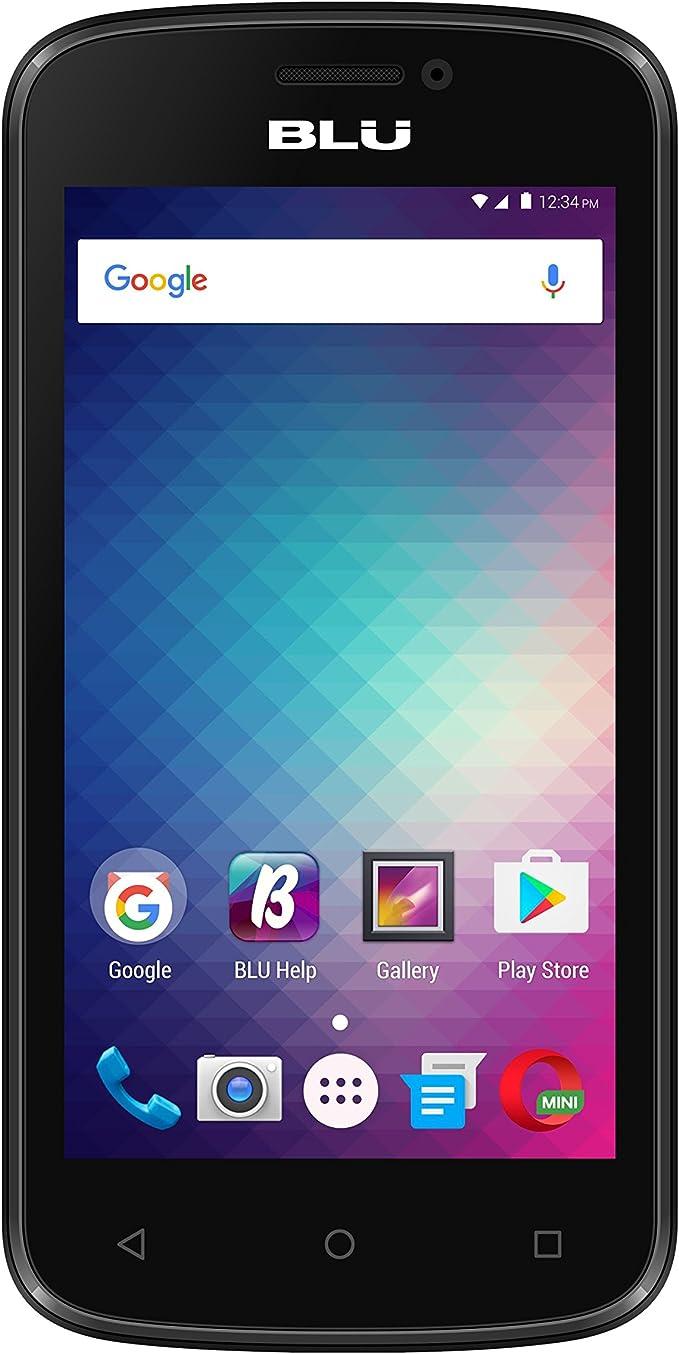BLU Avance 4,0M gsm Desbloqueado Dual-SIM Quad-Core Android Marshmallow Smartphone: Amazon.es: Electrónica