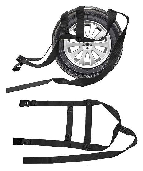 Amazon Com 2x Car Basket Straps Adjustable Tow Dolly Demco Wheel