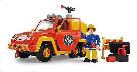 Film- & TV-Spielzeug Feuerwehrmann Sam Feuerwehrauto Venus mit Figur Von Simba 109257656 günstig kaufen