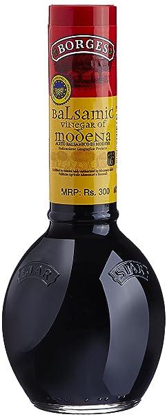 Borges Balsamic Vinegar, 250ml Balsamic Vinegar at amazon