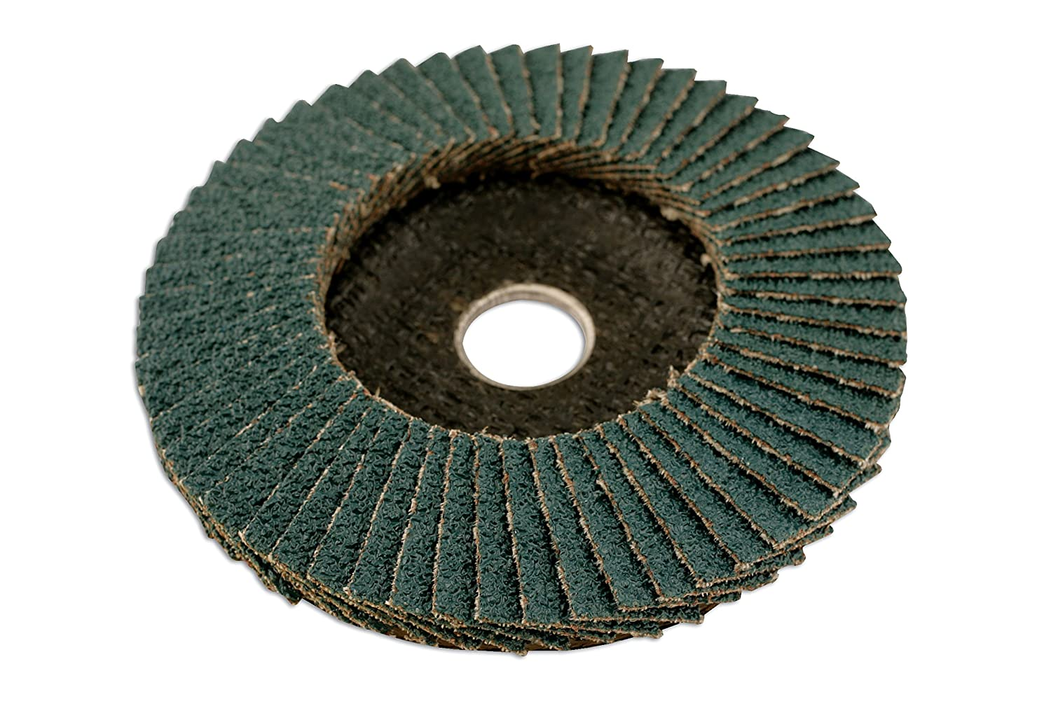 Connect 32083 P60 x 115mm Abracs Flap Discs (Pack of 5) The Tool Connection Ltd.