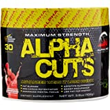 Alpha Pro Nutrition Cuts, Red Raspberry, 30 Servings