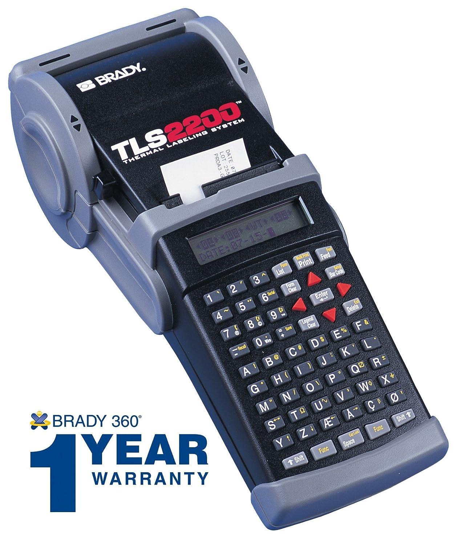 Amazon.com: Brady TLS2200 Thermal Labeling System: Industrial ...