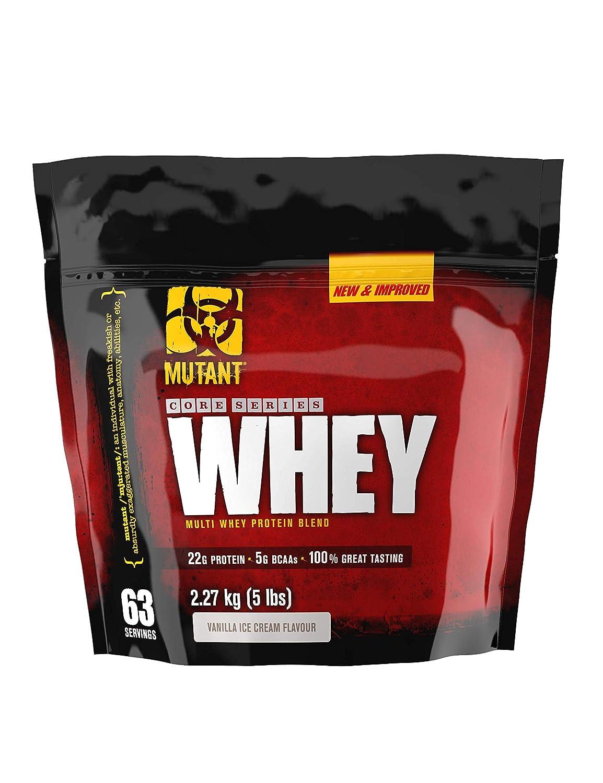 Mutant Whey Vanilla Bean Infusion 10lbs