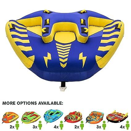 Amazon.com: Big Sky Whiplash - Tubo inflable para remolque ...
