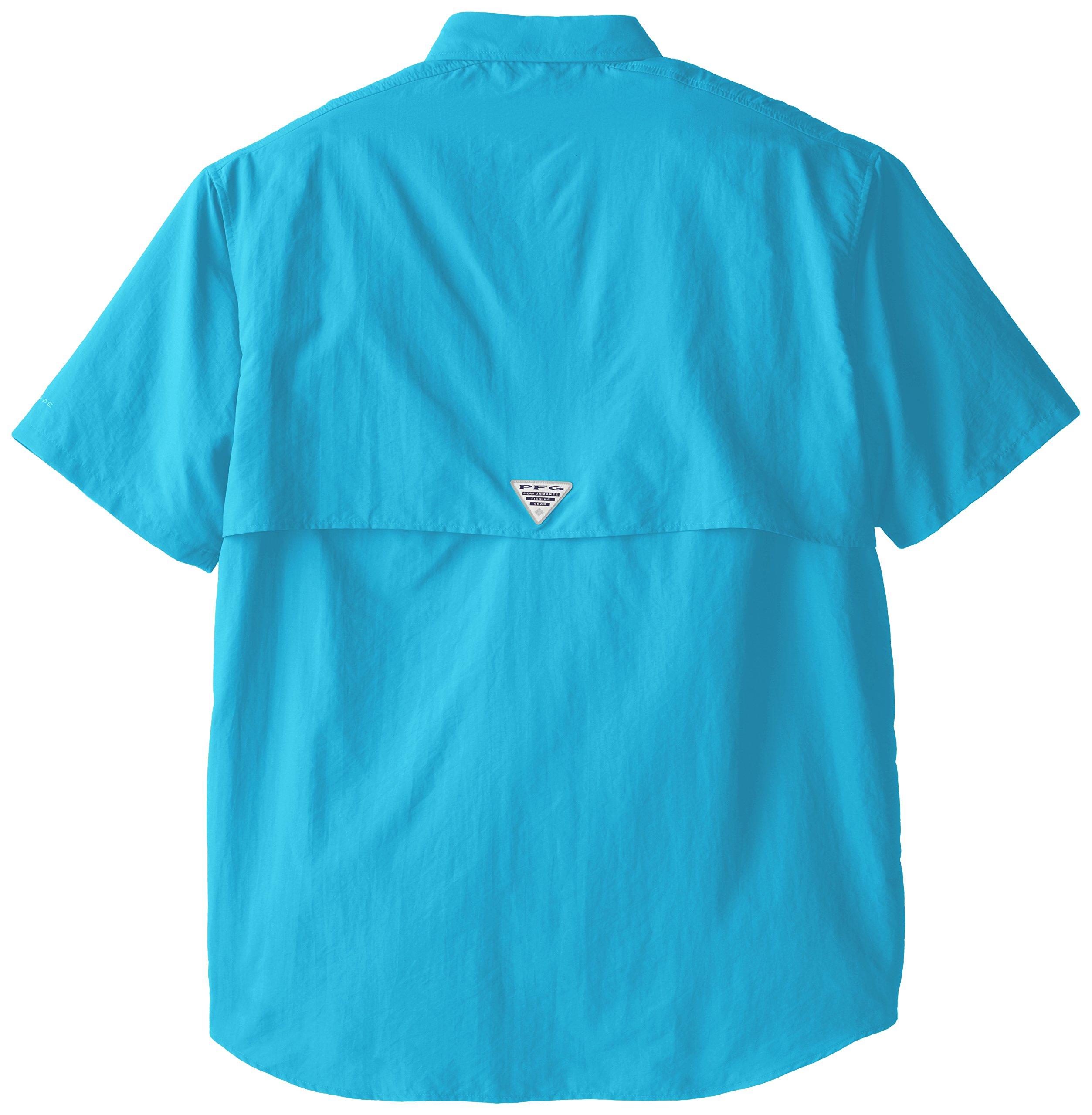 Columbia-Men-039-s-PFG-Bahama-II-Short-Sleeve-Shirt-T-Choose-SZ-color thumbnail 3