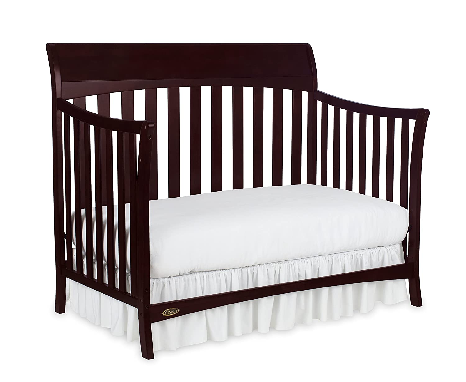 truffle products high delta bbba in cribs angle crib res espresso summit children