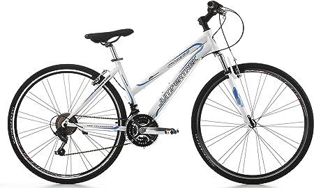 Bicicleta Cicli Cinzia Fitness para mujer, con marco de aluminio ...