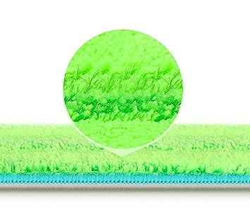 UPP® pulverizador de Mop – Mopa con depósito de plano & patentado de tecnología para