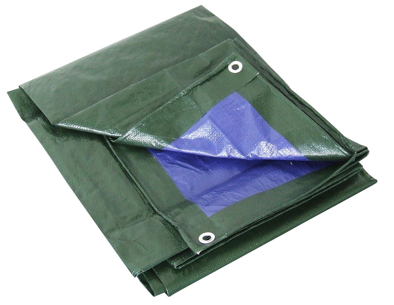 verde 21297 Labor 0300152/Lona de PVC reforzada con ojales