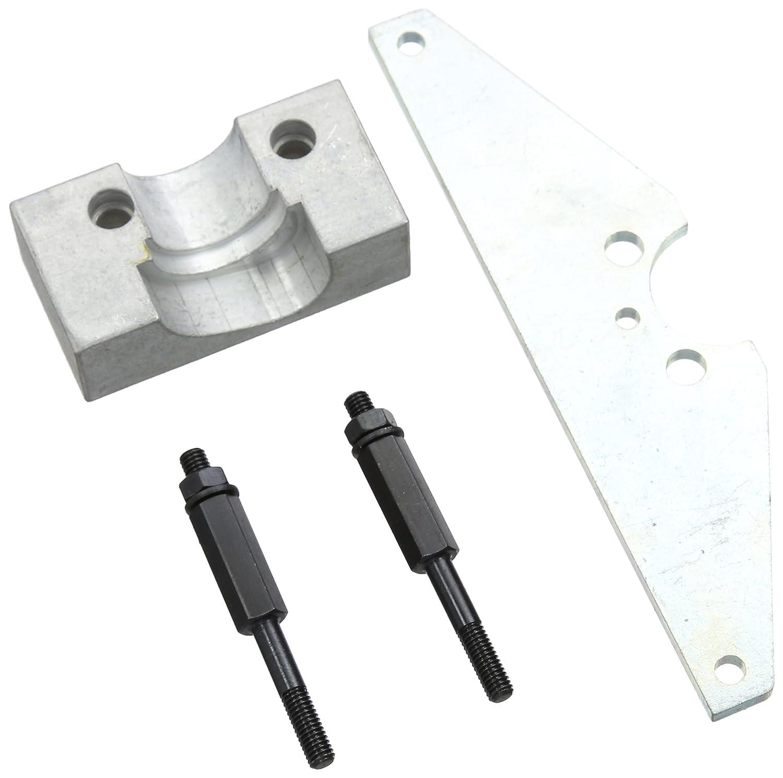 Latinaric 1//10,2cm regolabile AC R134A attacchi rapidi adattatori HVAC auto aria condizionata alto basso scarico connettore