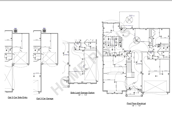 Amazon Com Sq Ft Htd 3745 Unht 486 Plan L 2777 Homehouse Arch