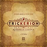 Trickerion: Legends of Illusion Board Game