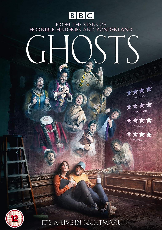Amazon.com: Ghosts [DVD] [2019]: Movies & TV