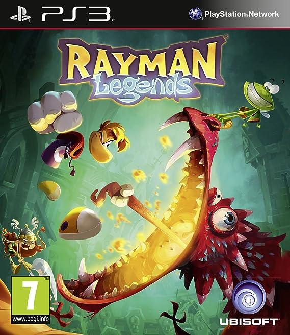 Rayman Legends [Importación Inglesa]: Amazon.es: Videojuegos