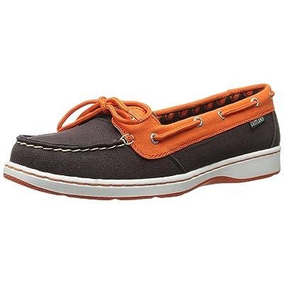 Eastland Women's Sunset MLB Orioles Boat Shoe | Loafers & Slip-Ons