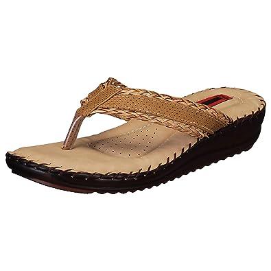 1 WALK Comfortable DR Sole Women-Flats/Fashion Sandals/Fancy Home Fashion  Slippers/Casual Footwear/Dr Plus/MP-DRN5020(A,B)-$P