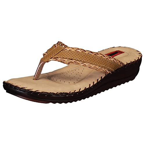 35d50c2db8fef1 1 WALK Comfortable DR Sole Women-Flats Fashion Sandals Fancy Home and Party