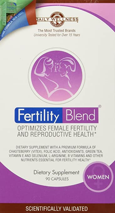 Fertility Blend for Wpmen