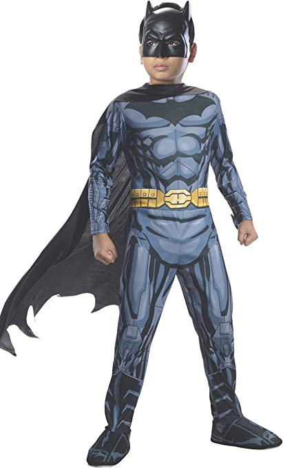 Rubies Superman Boy/'s Medium 8-10 Halloween Costume NEW DC Comics Cape