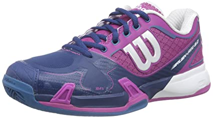 Wilson - Rush PRO 2.0 Clay Court W Dark Peony 5.5 479f70e344d
