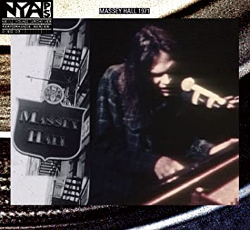 Neil Young - Live at Massey Hall (CD/DVD) - Amazon.com Music