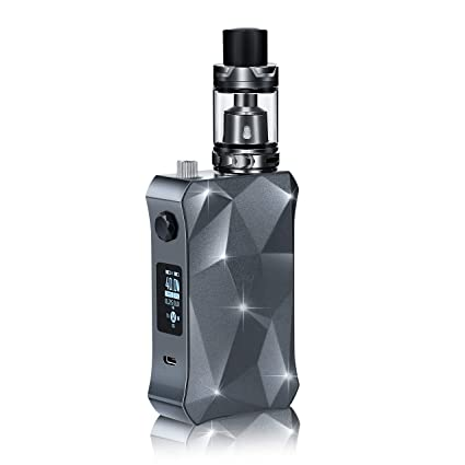 Cigarrillo Eelectrónico Profesional Fredest 7-160W TC Box Mod Kit 2mL Tanque de Relleno a