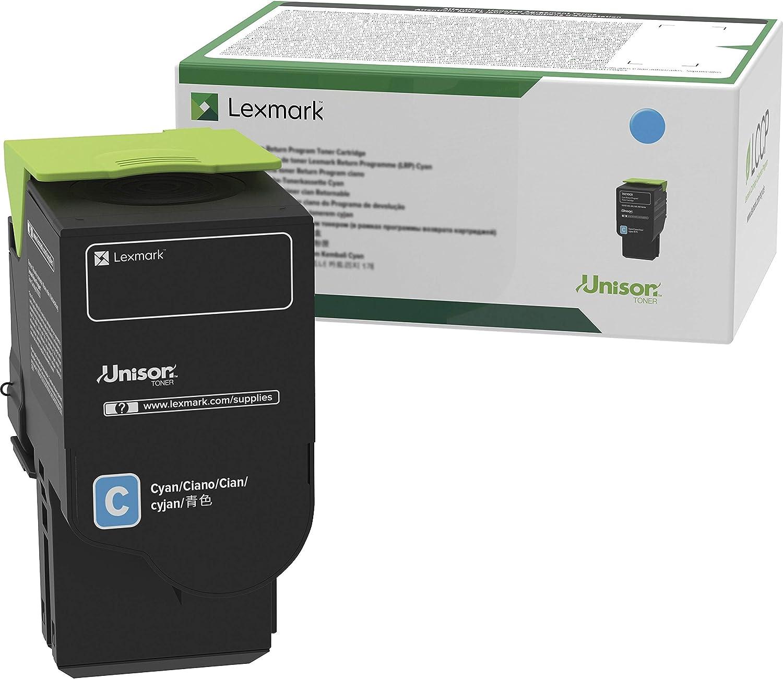 Lexmark Toner Cartridge - Cyan (C231HC0)