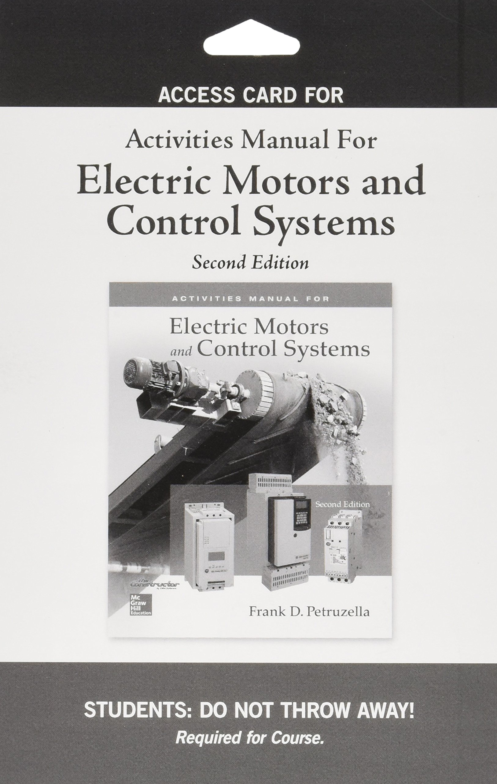Package: Electric Motors & Control Systems with Constructor Access ...