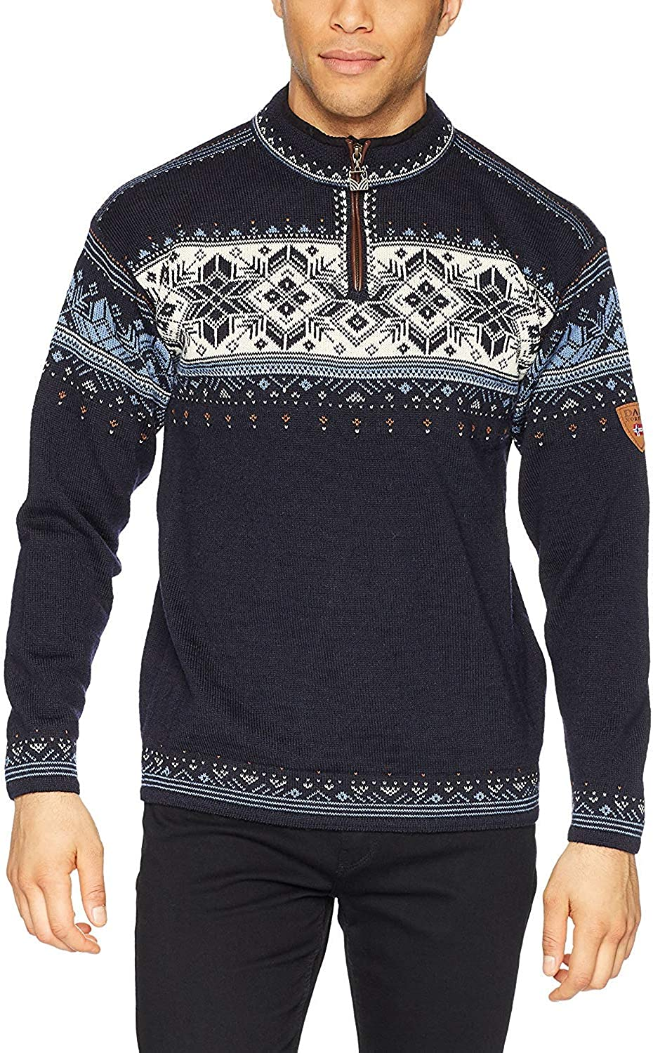 Dale of Norway Pullover Blyfjell Sudadera. Unisex Adulto