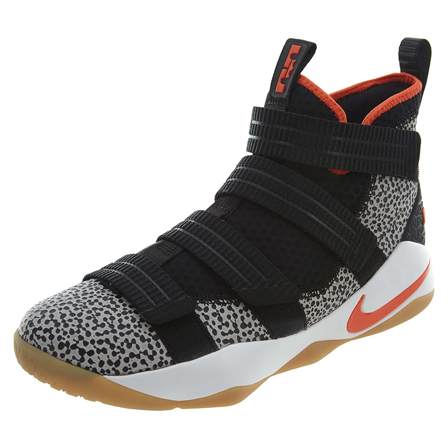 ef350bb0bfd Nike Lebron Soldier Xi SFG (Safari)  Buy Online at Low Prices in India -  Amazon.in