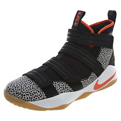 7fd6c1a9b6a7 Nike Lebron Soldier Xi SFG (Safari)  Buy Online at Low Prices in ...