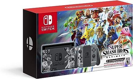 Nintendo Switch Super Smash Bros. Ultimate Edition – Switch