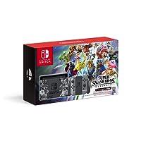 Nintendo Switch Console: Super Smash Bros. Ultimate Edition